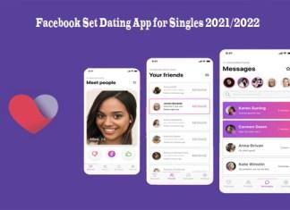 Facebook Set Dating App for Singles 2021/2022