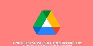 Unified Syncing Solution offered by Google Drive for Desktop