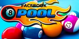 Facebook 8 Ball pool