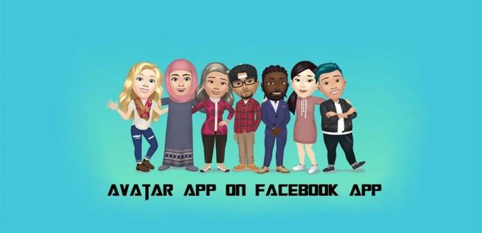 Avatar App on Facebook App