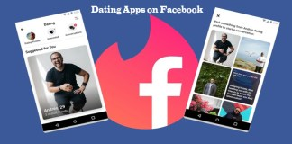 Dating Apps on Facebook
