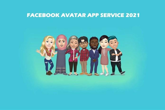 Facebook Avatar App Service 2021