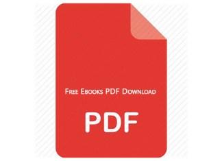 Free Ebooks PDF Download
