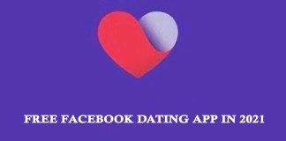 Free Facebook Dating App In 2021