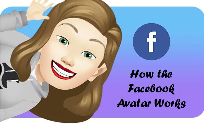 How the Facebook Avatar Works
