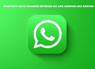 WhatsApp Data Transfer Between iOS and Android Has Arrived