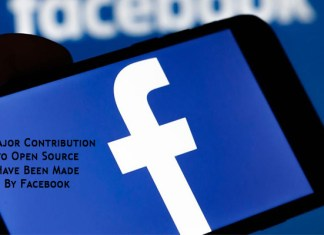 A Major Contribution to Open Source Have Been Made By Facebook