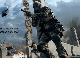 COD Warzone to get an extremely new map