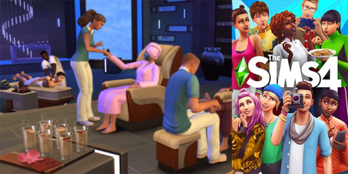 High Maintenance Sims and Ways to Pamper them has Been Added to Sims 4 Spa Day