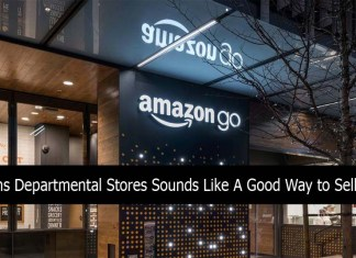 Amazons Departmental Stores Sounds Like A Good Way to Sell Clothes