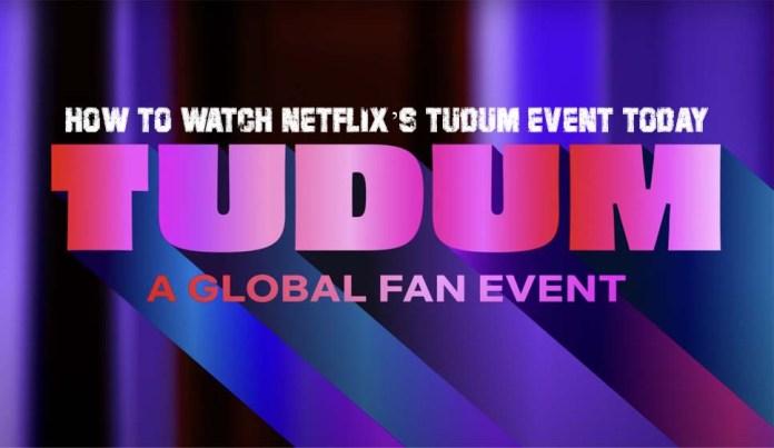 How to Watch Netflix's Tudum Event Today