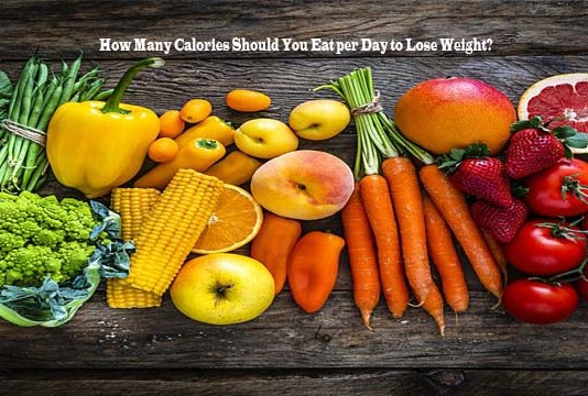 How Many Calories Should You Eat per Day to Lose Weight