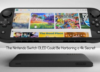 The Nintendo Switch OLED Could Be Harboring a 4k Secret