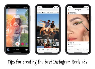 Tips for creating the best Instagram Reels ads