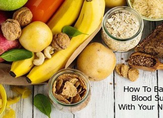 How To Balance Blood Sugar With Your Nutrition