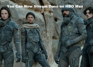 You Can Now Stream Dune on HBO Max