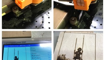 K40 Laser Engraver and Cutter Adventures | MakerCave