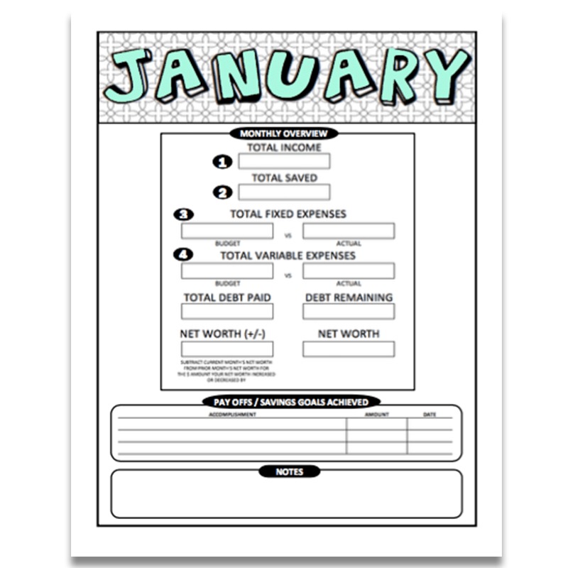 image relating to Bi Weekly Paycheck Budget Printable known as January 2019 Printable Coloring Spending plan Sheets (Bi-Weekly or Weekly Paychecks) Obtain