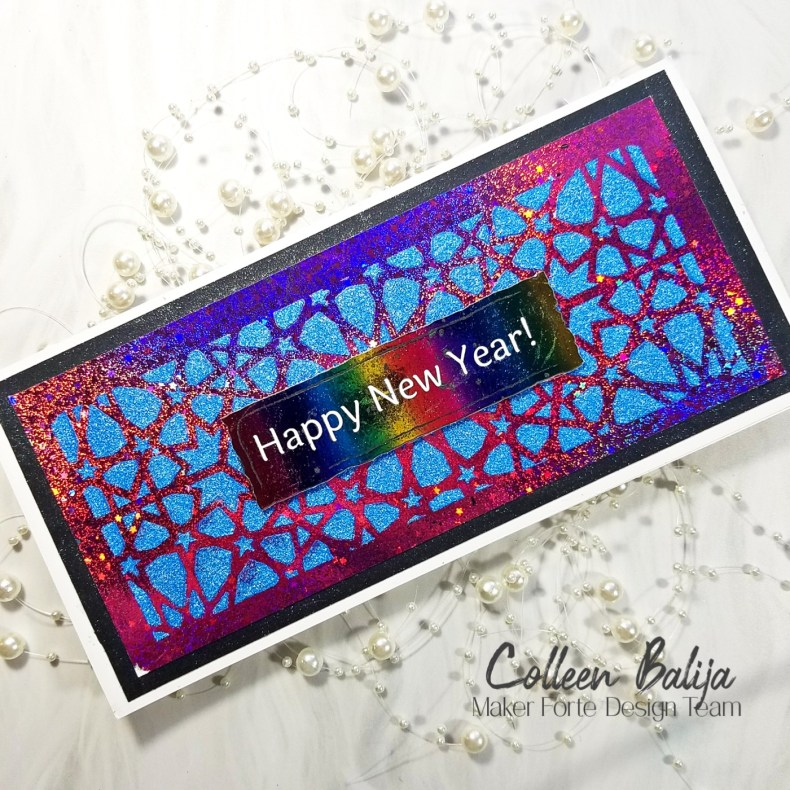 Add Shimmer and Shine with Toner Sheets and Sentiments
