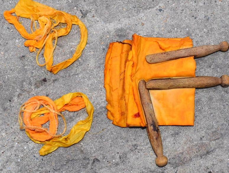 clothes peg petterning