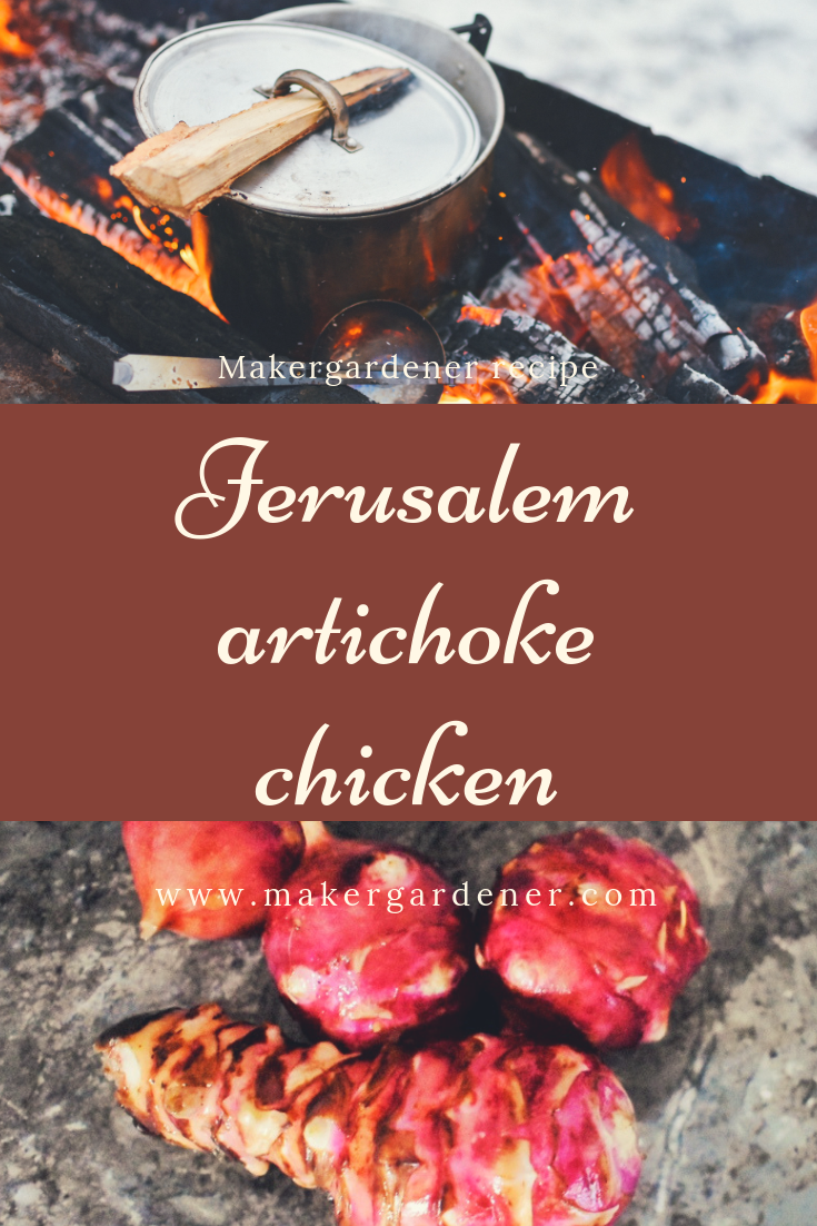 jerusalem artichoke chicken