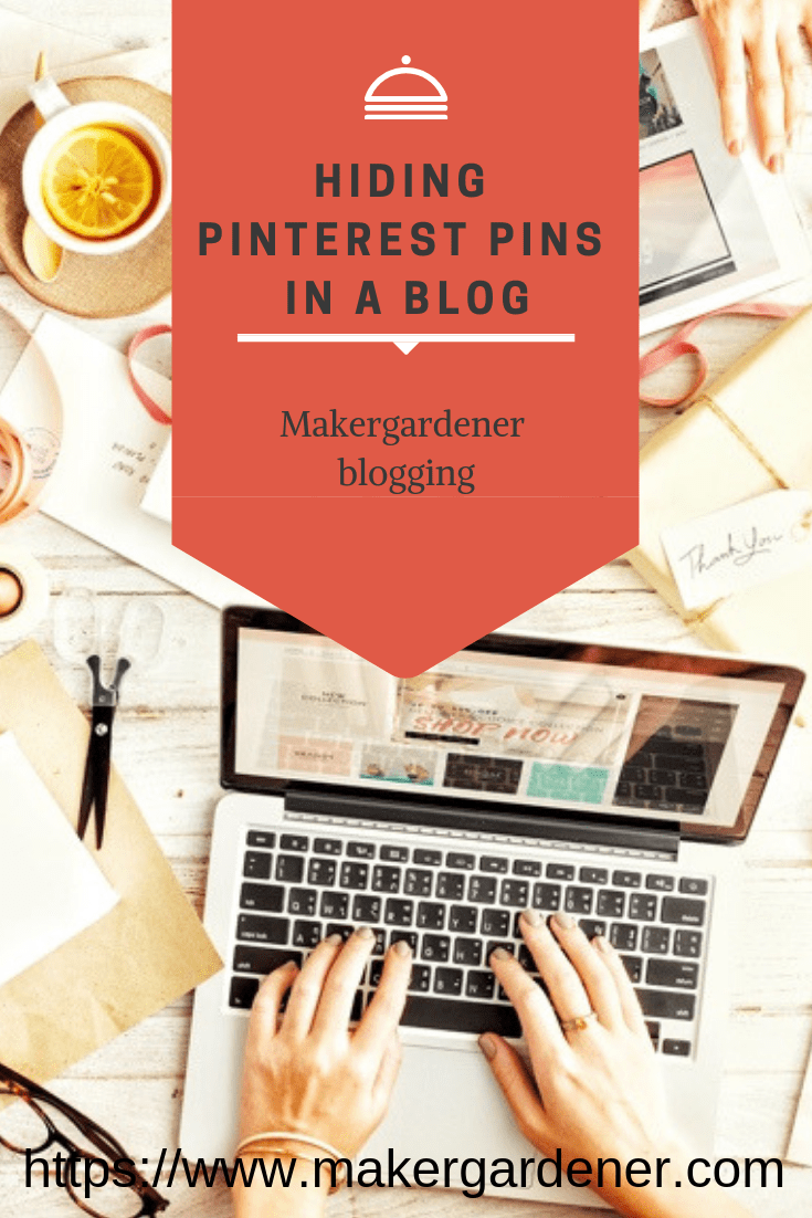 hiding pinterest pins