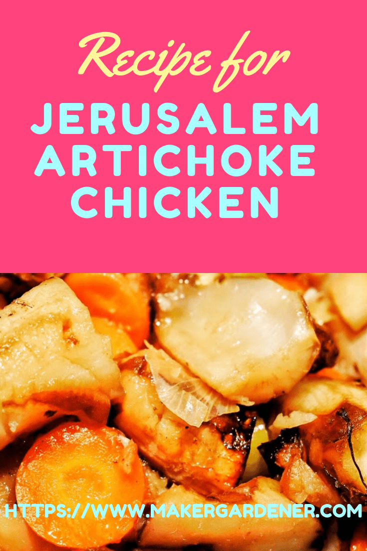 jerusalem chicken recipe
