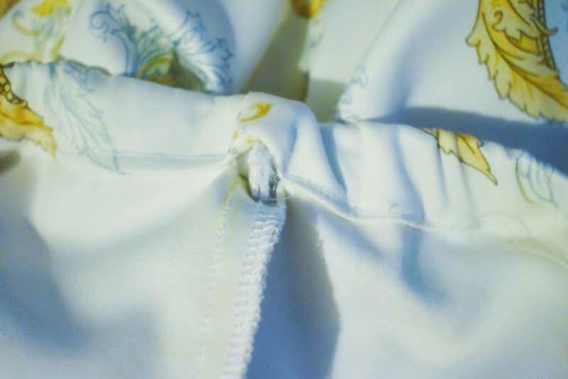 elasticated waistband