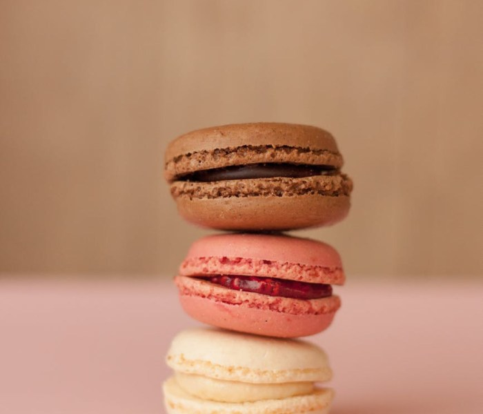 Making Macaroons at home
