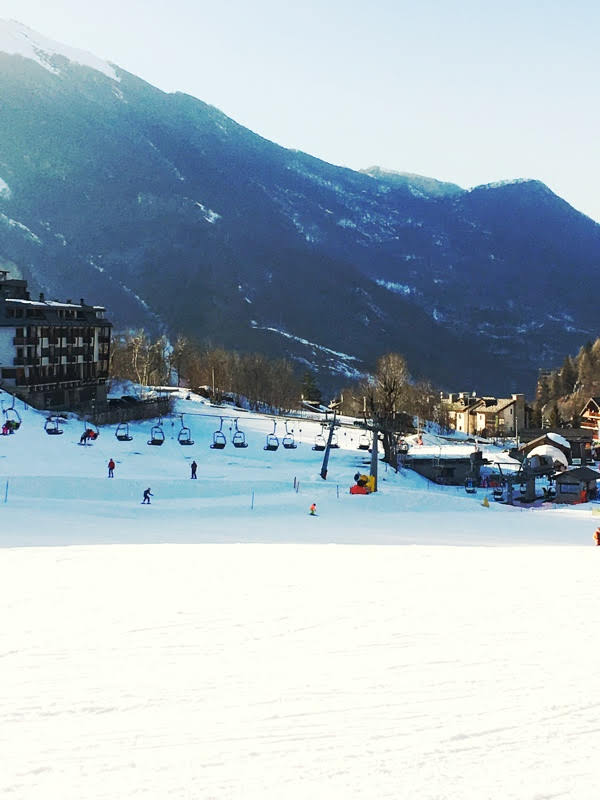 save money skiing Italy