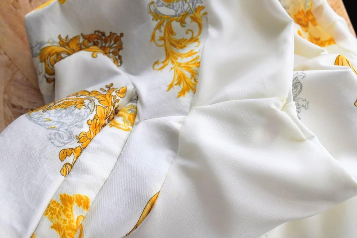 sewing waistcoat inside