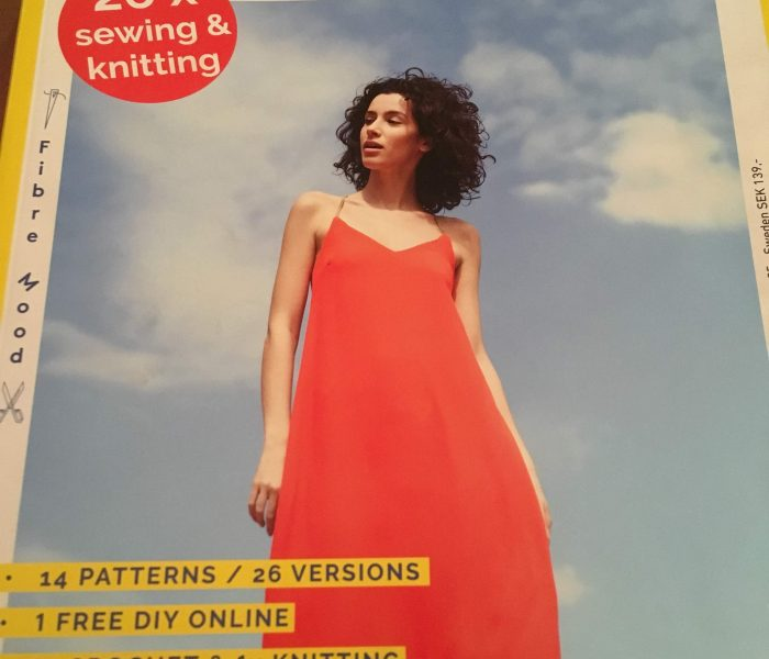Fibre mood sewing magazine review