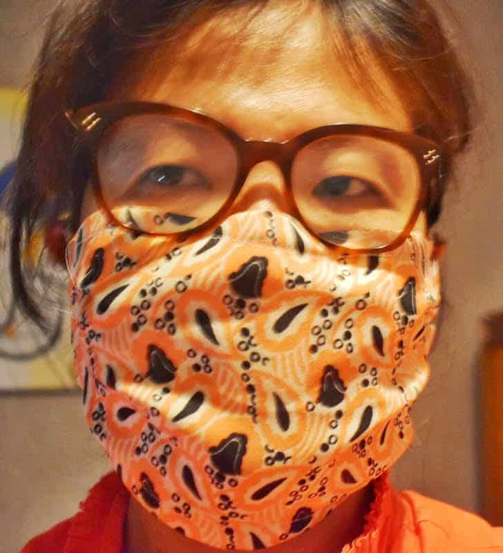 how to make face mask