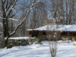 Frank Lloyd Wright Tour:  Kentucky Knob, Fallingwater & The Arizona Biltmore
