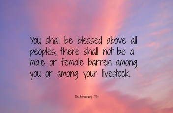 bible verses for infertility Archives - Evangeline Colbert