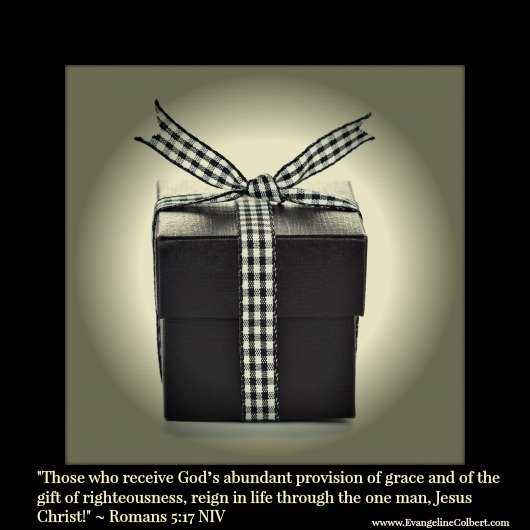 Focus Friday - Gift of Righteousness