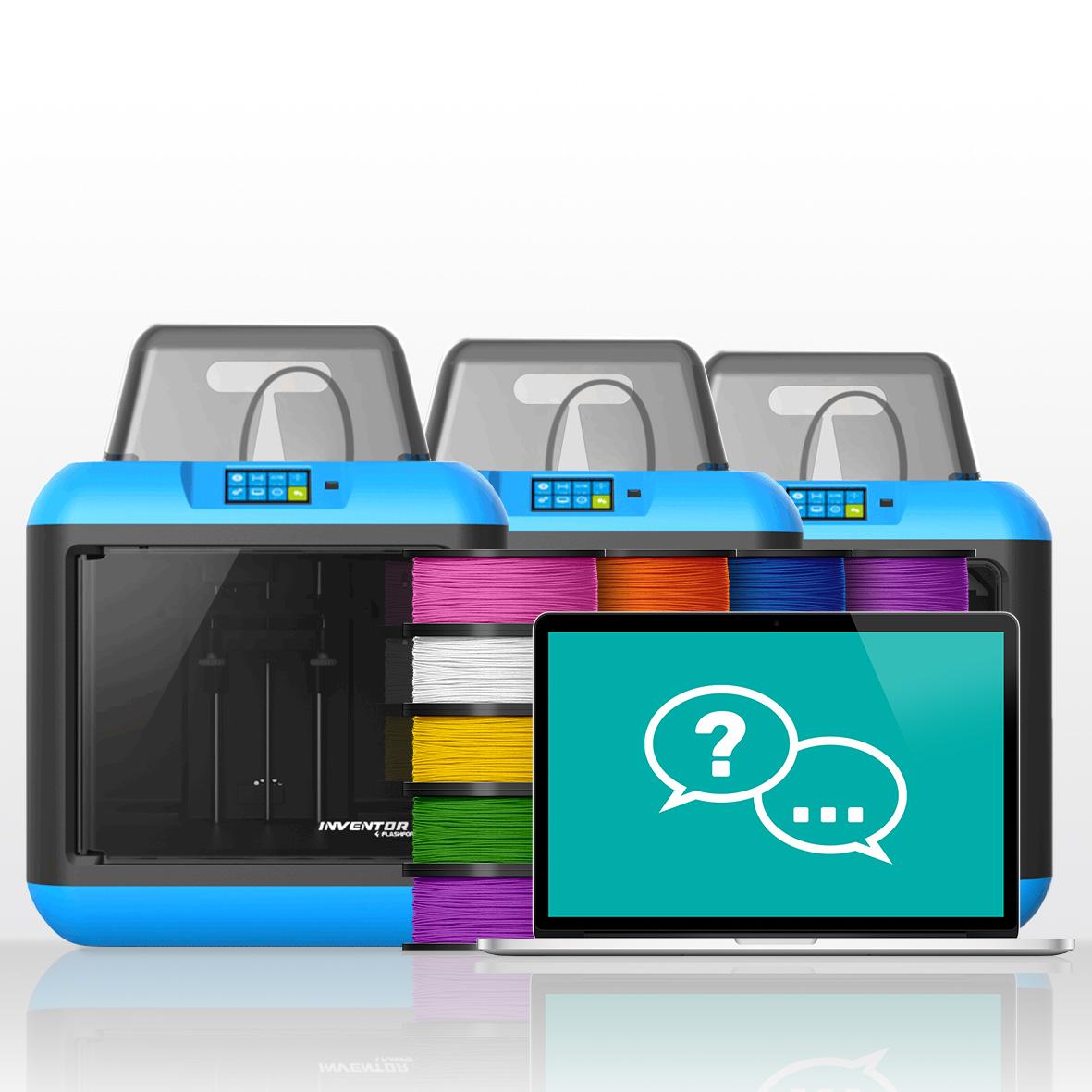 3 Inventor Iis Printer Bundle