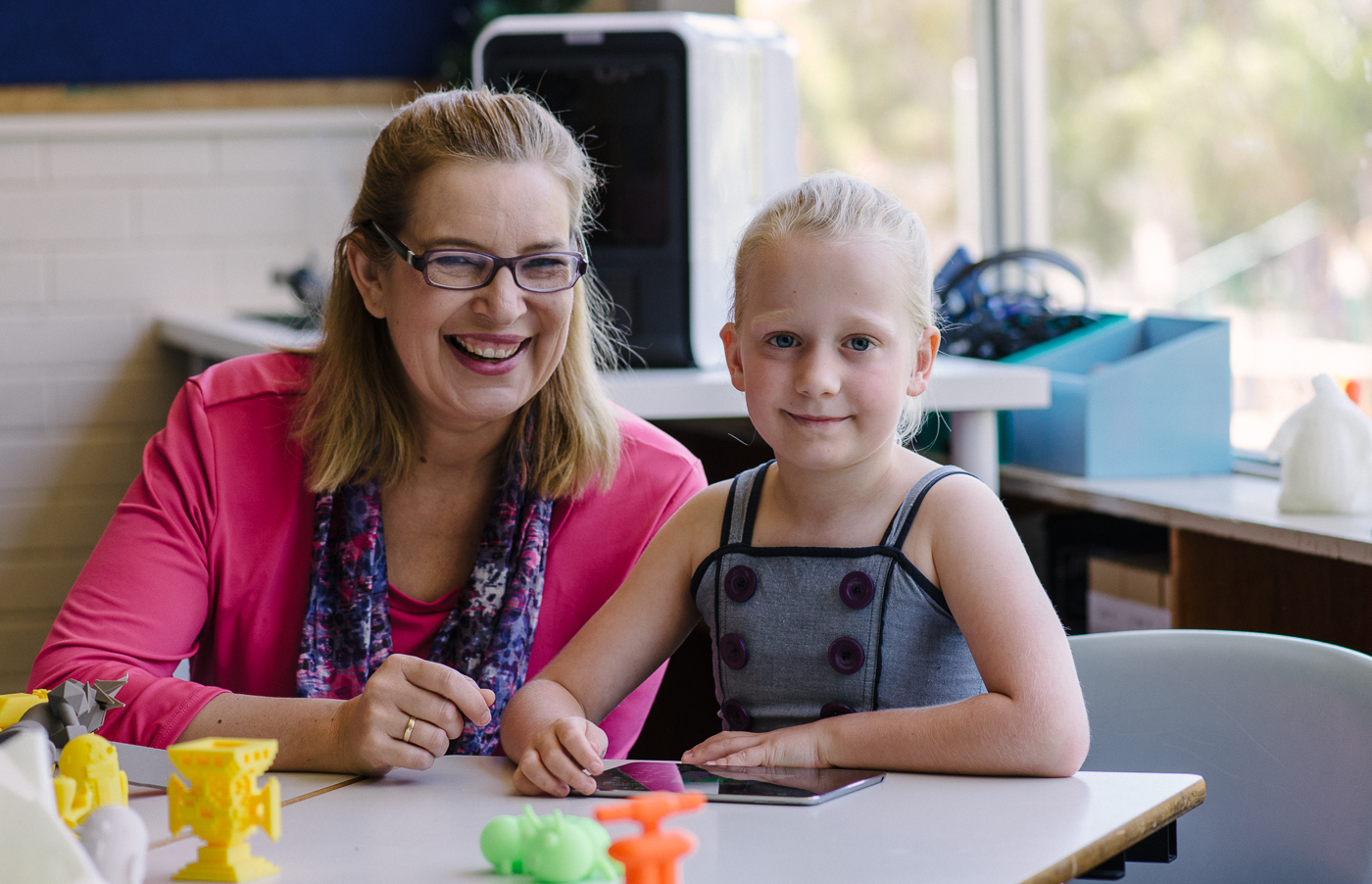Mandi Dimitriadis, Director of Learning, is a finalist in the Winnovation Awards