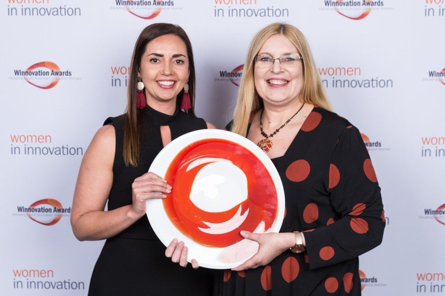 Mandi Dimitriadis, Director of Learning at Makers Empire, Wins 2019 Winnovation Award