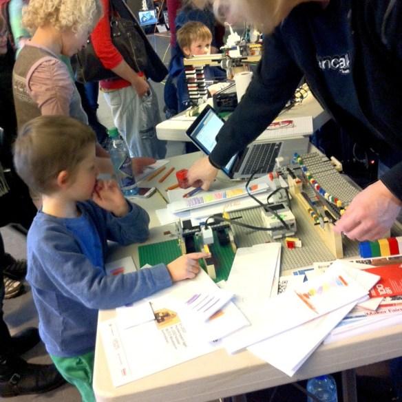 Mindstorms_hack_Oslo_Makerfaire
