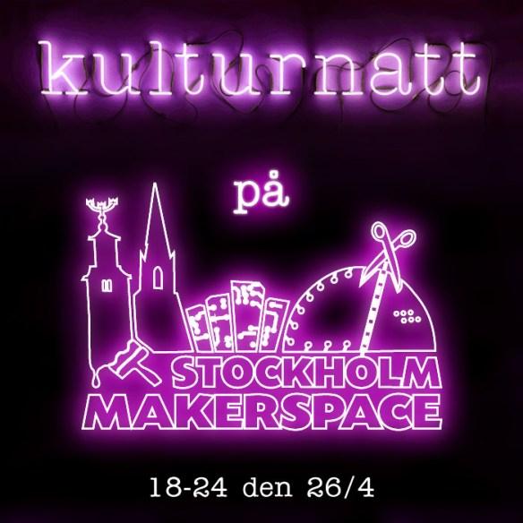 Kulturnatt Stockholm 2014