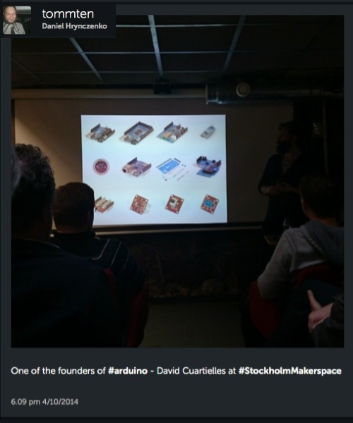 Arduino_Stockholm_Makerspace