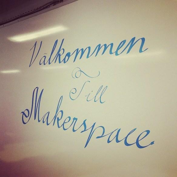 Välkommen till Stockholm Makerspace