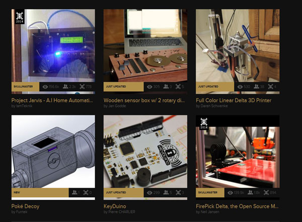hackaday hardware projects