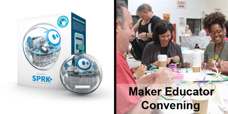 makerspace giveaway sphero makered