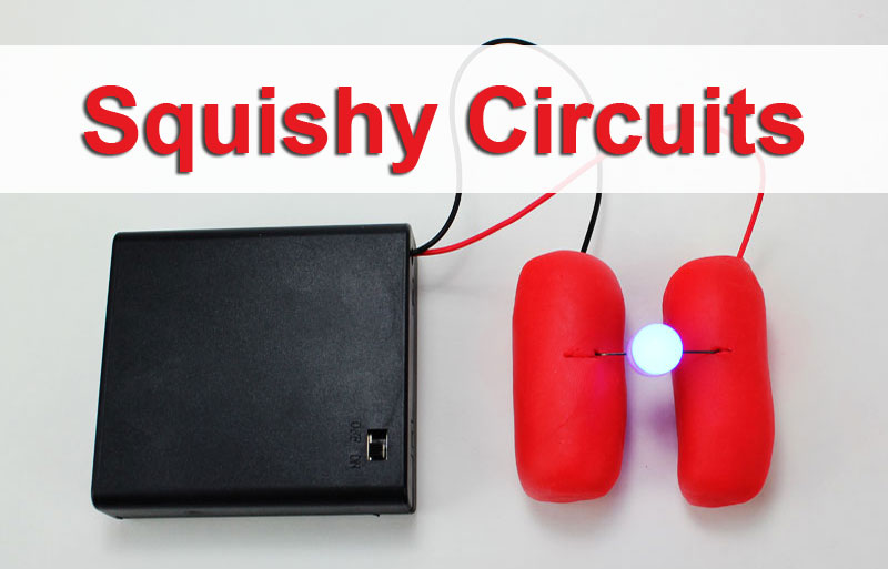 How To Make Squishy Circuits | Makerspace Projects