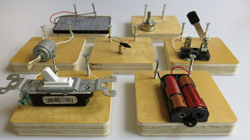 Ic Projects Circuit