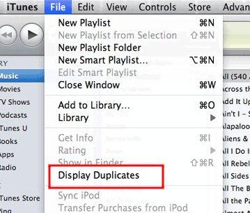 So löschen Sie Duplikate in iTunes (und nicht nur nach Namen!)