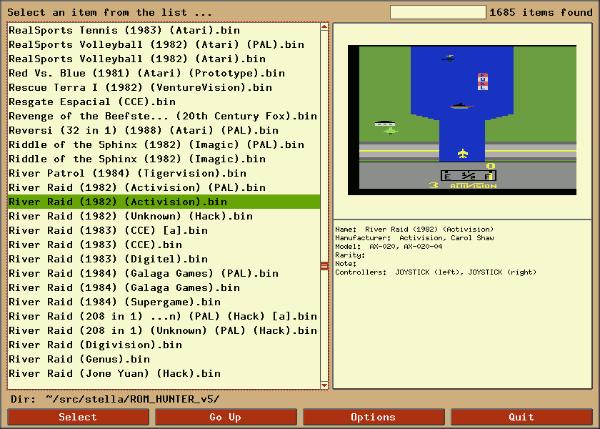 Wie man Atari 2600 Spiele auf Ubuntu spielt