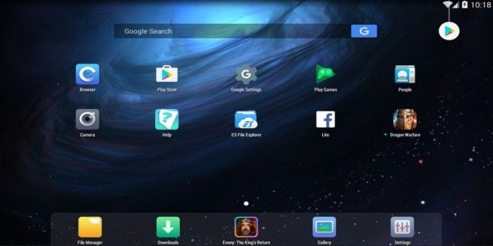 Android na PC